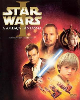 Star Wars: Episódio 1 - A Ameaça Fantasma - DVDRip Dual Áudio