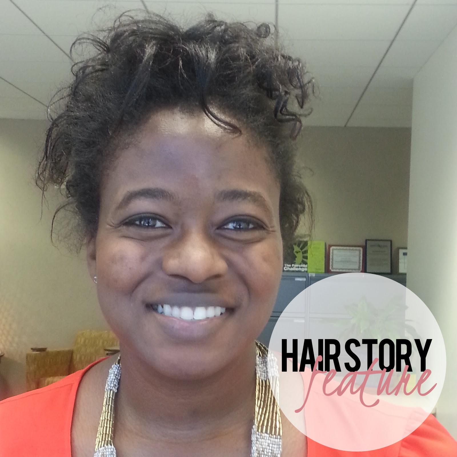 Hair Story Feature: Meet Hillary – Just Grow Already!