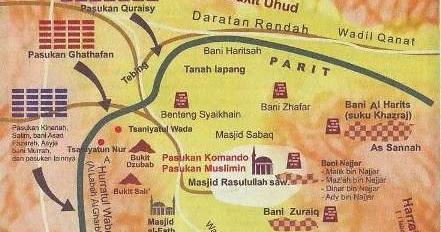 Khandaq, Saksi Keteguhan Iman Kaum Muslimin
