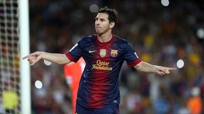 Messi, un seguro de vida cada vez que anota