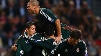 Cuplikan Video Gol Highlights Ajax vs Real Madrid 1-4