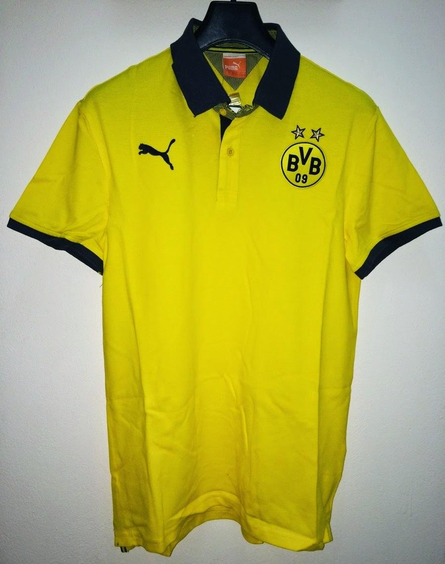 Polo Borussia Dortmund Original Puma Vbf
