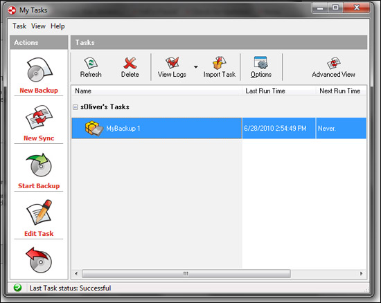 windows 7 free backup software