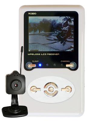 Wireless Mini Nanny Cameras