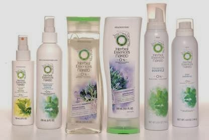 Herbal Essences Naked Collection Review #Beauty - momma in
