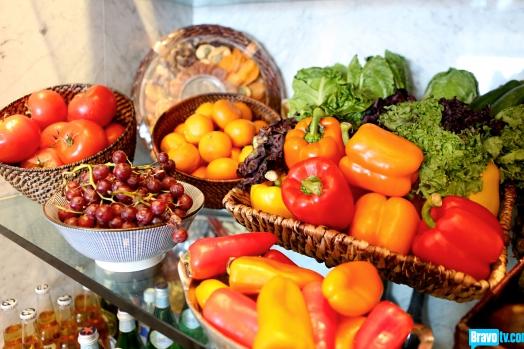 Yolanda Fosters Refrigerator 2015 | Personal Blog