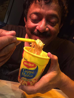 Ram Gopal Varma Tweets on Maggie