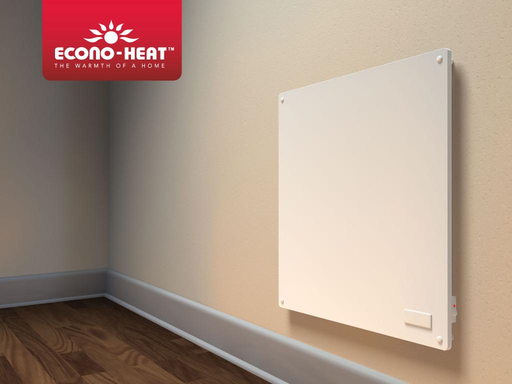 Radiateur econo heat le plus fin des radiateurs for Peindre un radiateur electrique