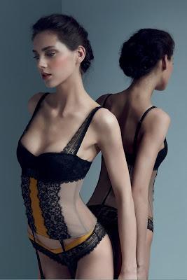 lingerie de luxe Guerlain Absolutely pom romantique sensuel poetique lekpa