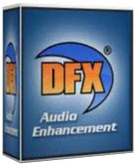 DFX Audio Enhancer logo