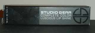 Studio Gear Complete Color Luscious Lip Shine
