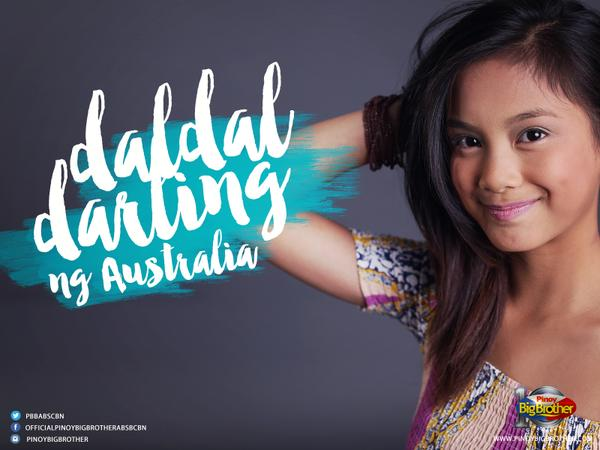 """""""Daldal Darling ng Australia"""" - Ylona"""