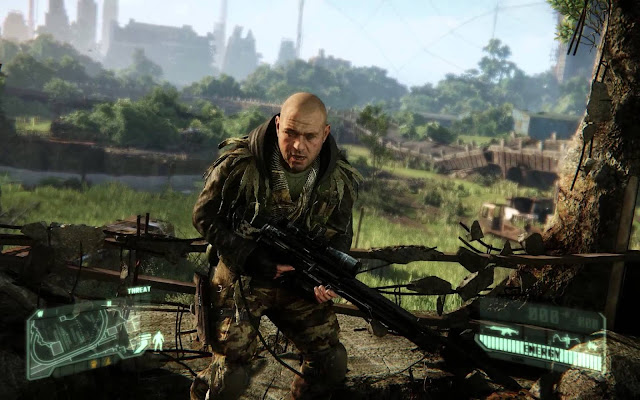 Download Game Perang 'Crysis 3'