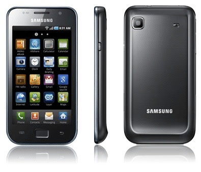 Download Firmware Samsung I9003 Galaxy SL