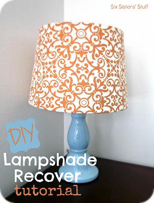 fabric-lampshade