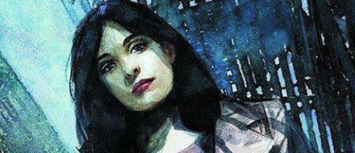 Jessica Jones Netflix Series Trailer and Posters