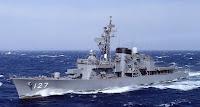 Hatsuyuki class destroyer