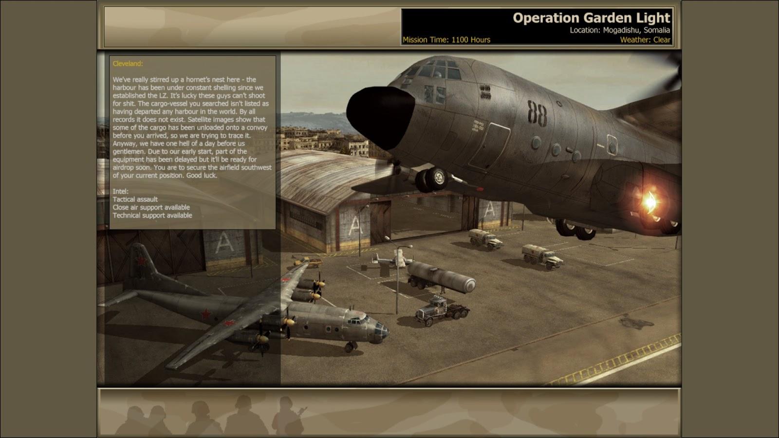 RangerX3X: Joint Task Force Operation Garden Light