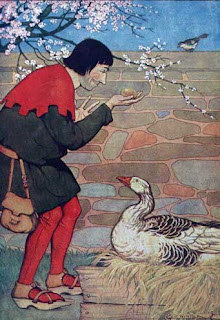 The Goose and the Golden Egg - Aesop Moral Story