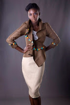 African jacket...nice!
