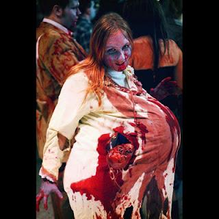 шок ужас бременна корем бебе вси светии
