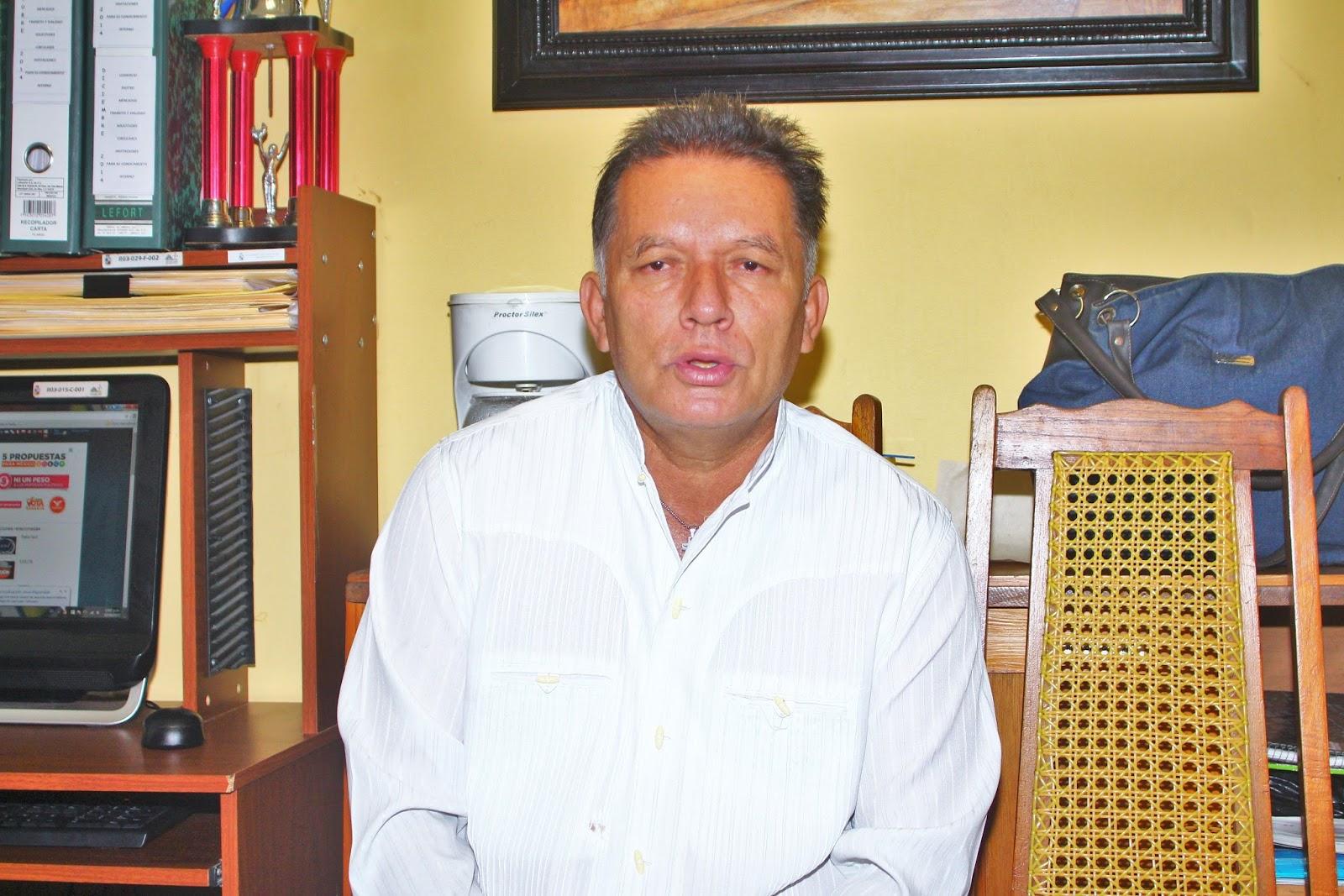 Noticias papantla vuelve santiago viveros a la delegaci n for Viveros en santiago