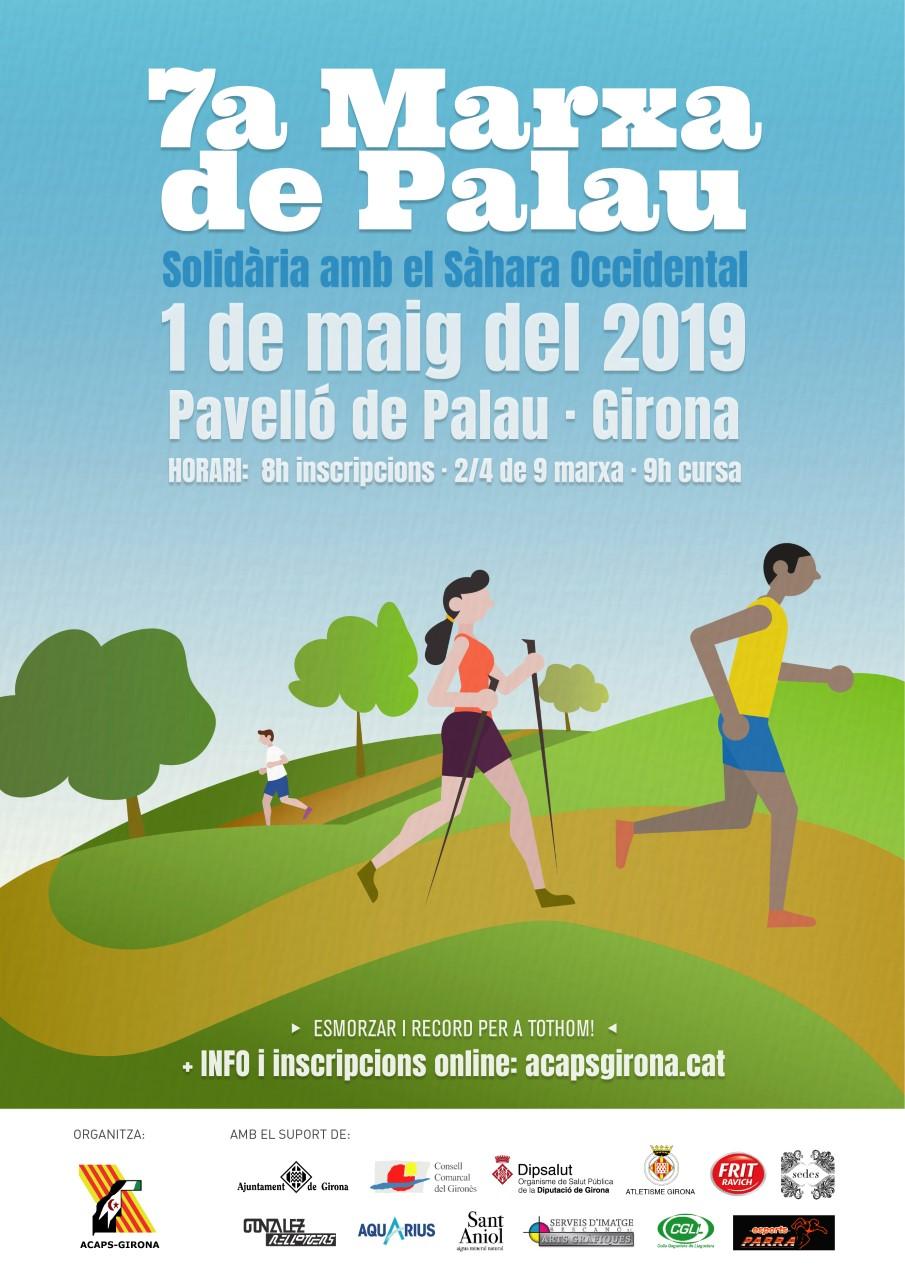 Marxa Solidària de Palau ACAPS-Girona