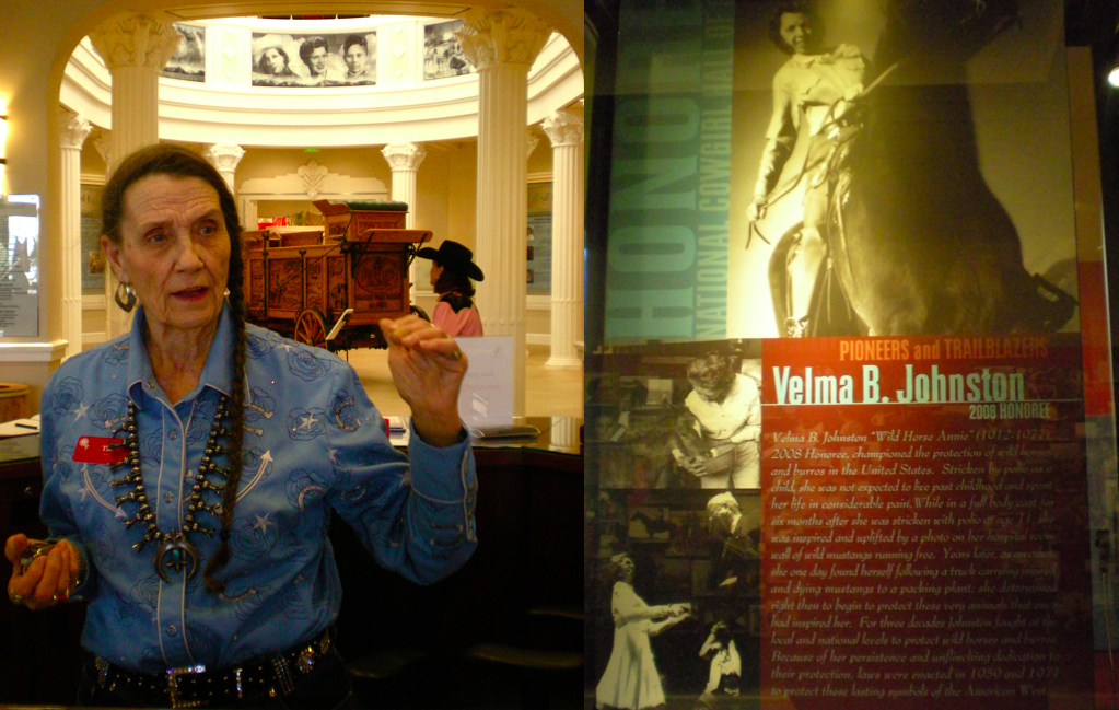 Cruisin' Museums with Jonette Slabey: National Cowgirl Museum ...
