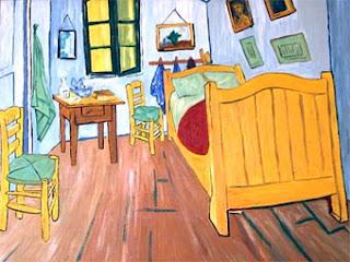 """""""La habitación de Vincent en Arles"""""""