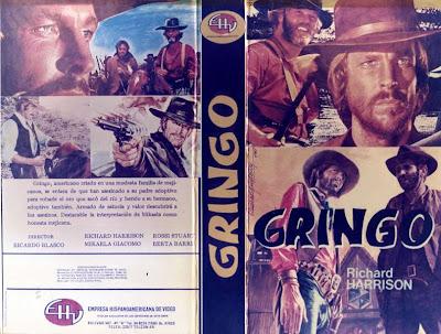 Gringo 1963 Western Español Italiano