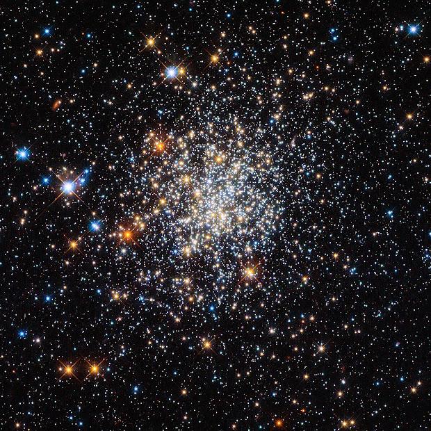 Open Cluster NGC 411