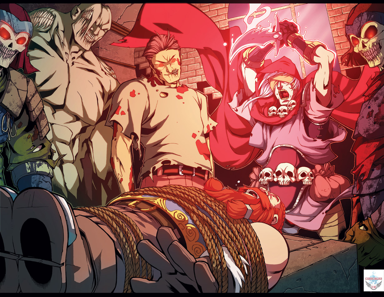 Review: Skullkickers Volume 1 1000 Opas and a Dead Body