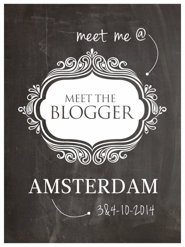 Meet the Blogger Amsterdam 2014
