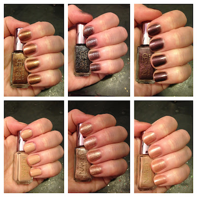 Urban Decay, Urban Decay Naked Nail Set, nail polish, nail varnish, nail lacquer, manicure, mani monday, #manimonday, nails