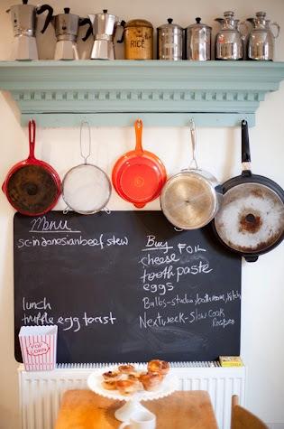 Y un poco de dise o los cacharros de la cocina for Cacharros de cocina