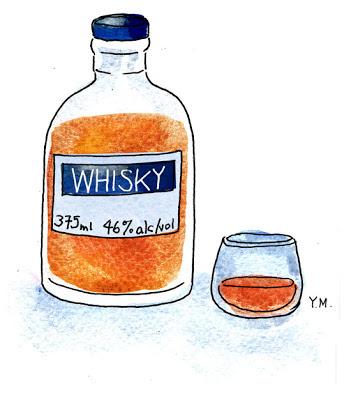 Whisky by Yukié Matsushita