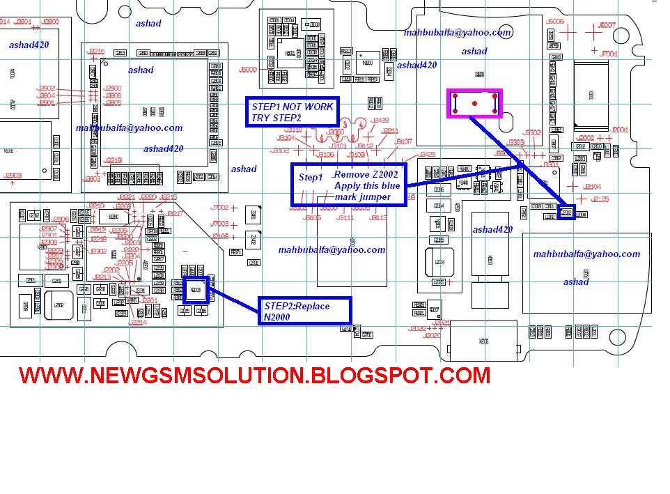 new gsm solutions 2690 handfree not detected rh newgsmsolution blogspot com nokia 2690 mobile phone circuit diagram