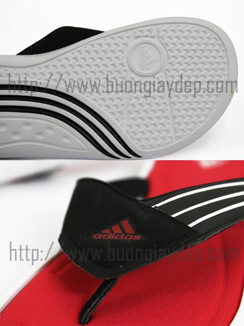 Bán sỉ dép nam VN xuất khẩu Adidas đẹp.