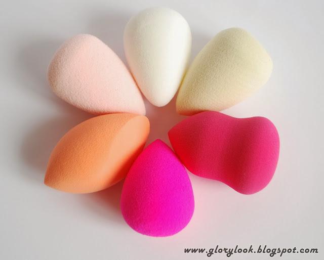Спонж яйцо Beautyblender, спонж Miracle complexion sponge