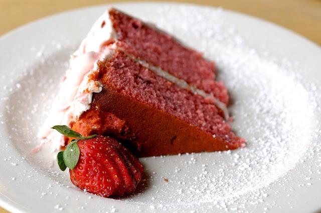 Torta Mimosa alle Fragole - Ricetta