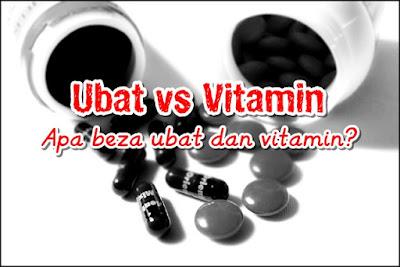 Ubat vs Vitamin: Kenalpasti Apa Beza Antara Ubat dan Vitamin