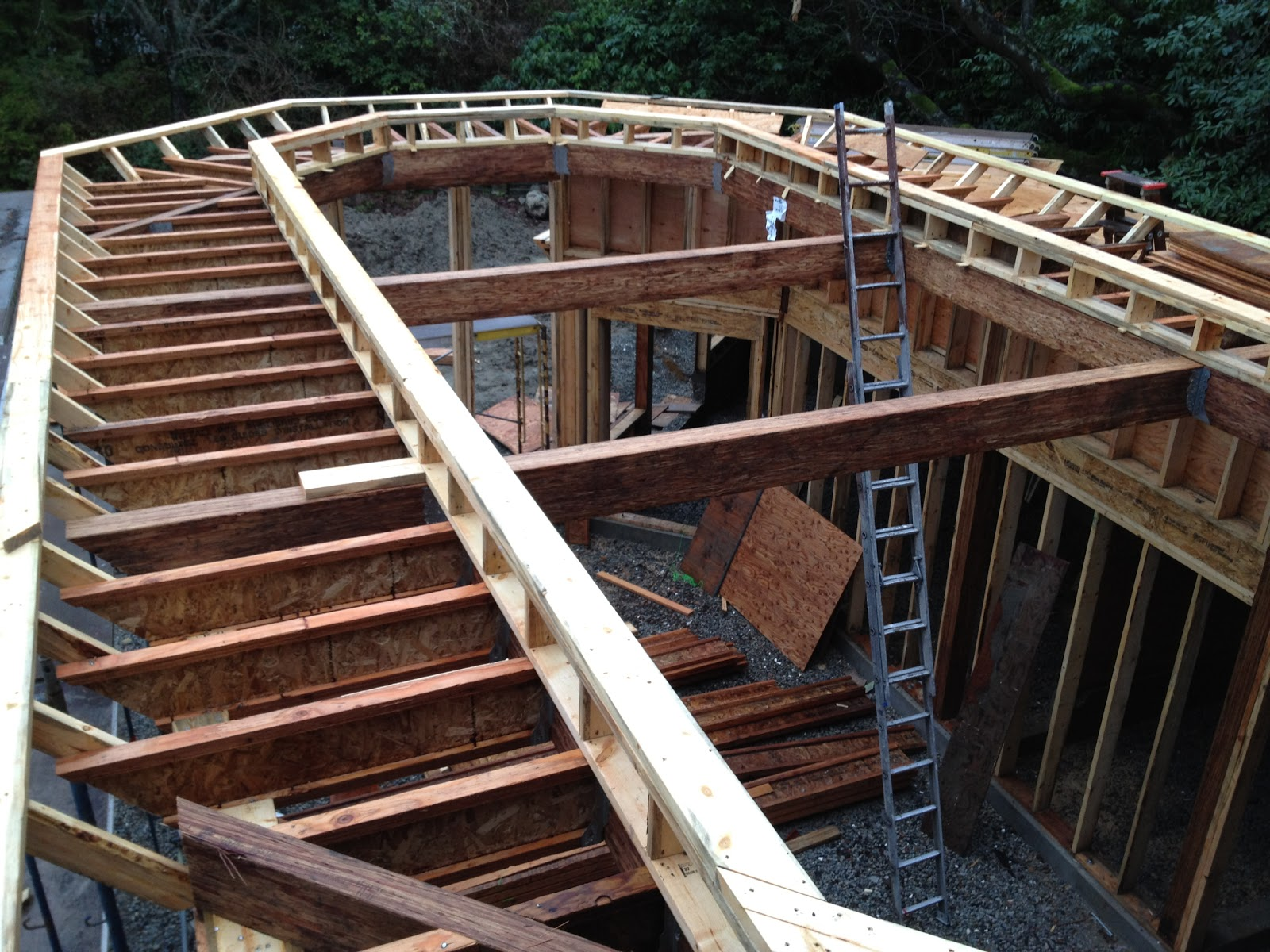 Ronse Massey Developments Atrium Framing At The Marine
