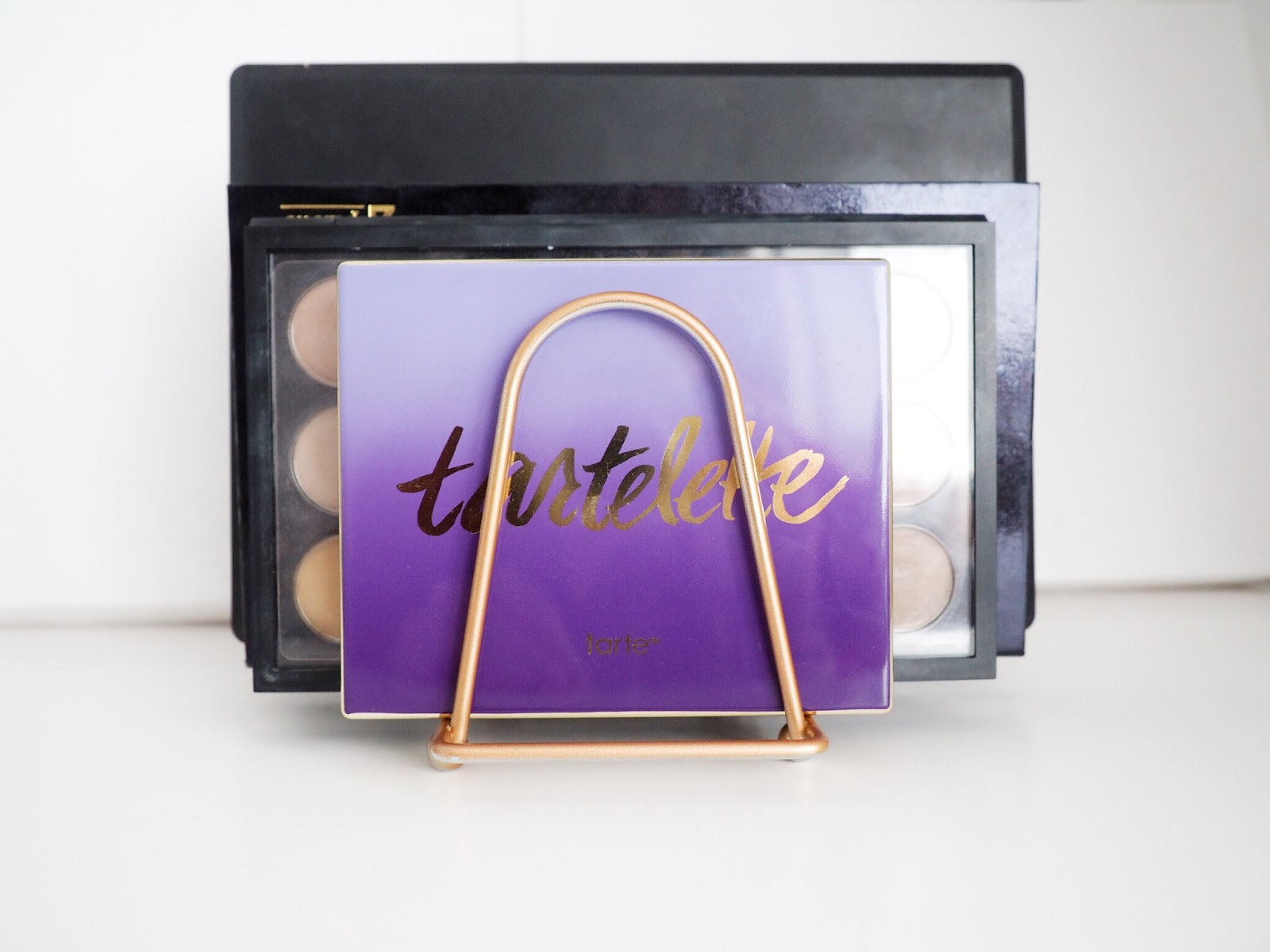 I Couldnu0027t Really Find Anything On The Market To Display My Various Eyeshadow  Palettes In An Elegant And Practical Way. So, I Decided To Make One Myself.