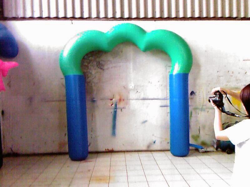 Balon Gapura murah