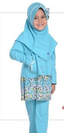 Baju Muslim Anak Rabbani