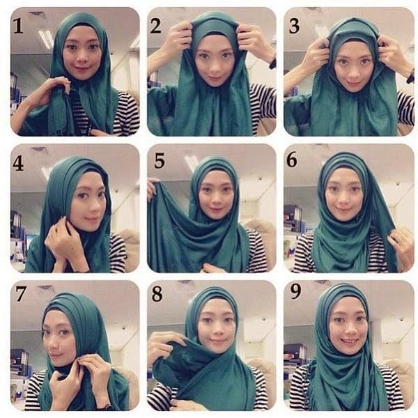 Guide hijab