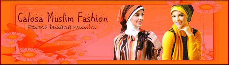 CALOSA Muslim Fashion