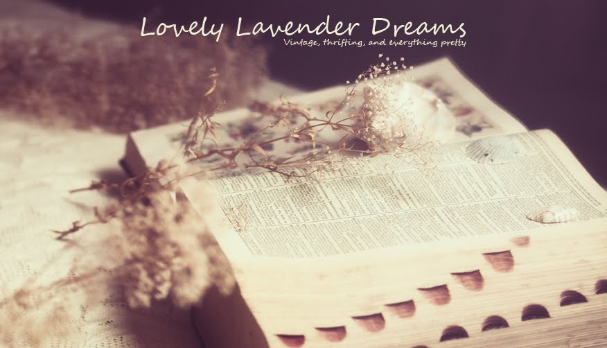Lovely Lavender Dreams