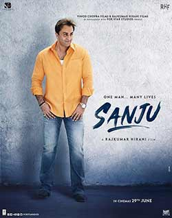 Sanju 2018 Bollywood 300MB Hindi HDTV 480p