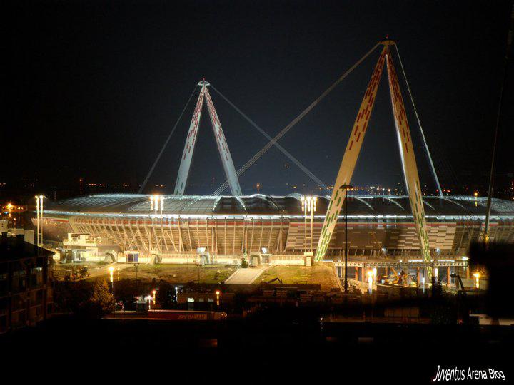 Compleanno Allo Juventus Stadium